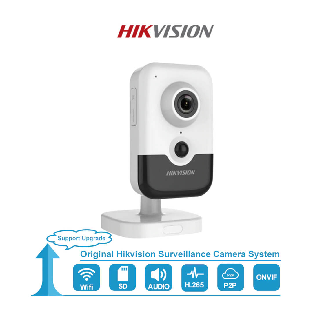 Camara Ip Hikvision