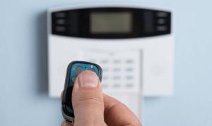 alarma para casas con control remoto