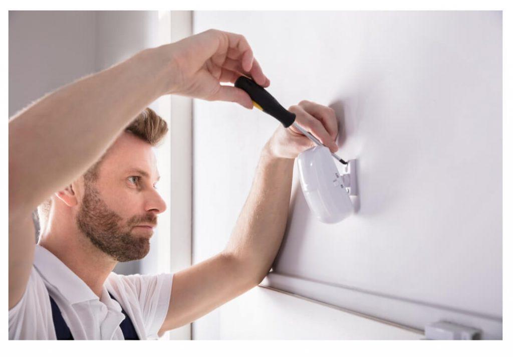 instalacion de alarma para casa