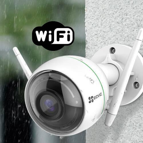 camara de seguridad wifi hikvision
