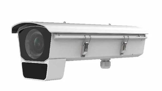 Camara-de-seguridad-con-reconocimiento-de-placas Hikvision