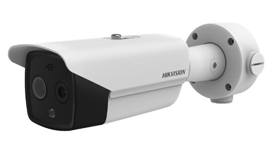 Camara térmica Hikvision
