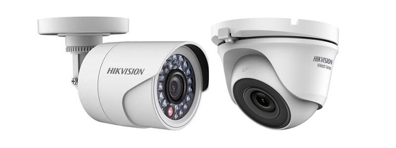 camaras hikvision HD