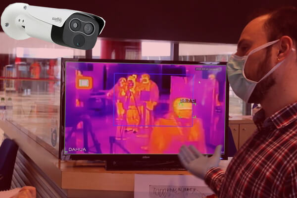 camaras termograficas Hikvision
