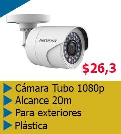 CAMARA DE SEGURIDAD 1080P HD